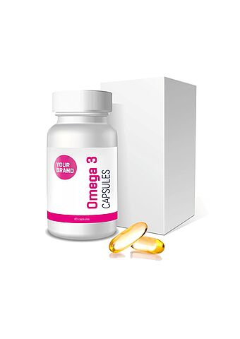 Nutritional supplements as capsules